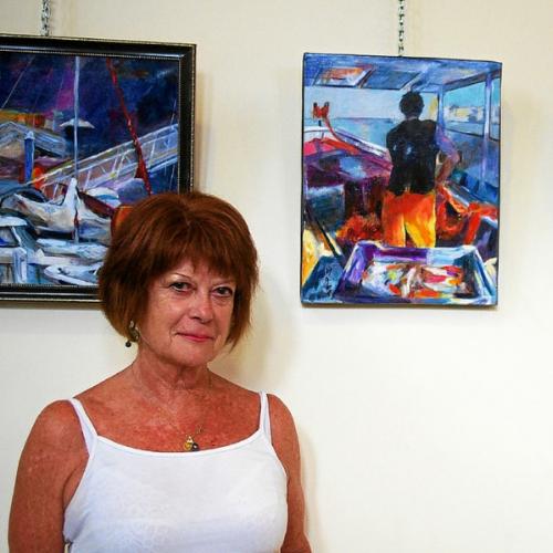 Anne-Marie CADO